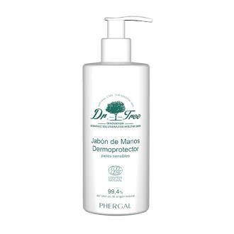 Jabon De Manos Para Piel Sensible Dr Tree Albanatur Cosmetica