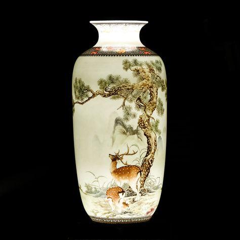 INSNIC Jingdezhen Ceramic Vase