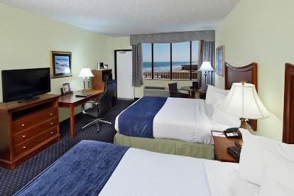 Hotel Room Best Western Cocoa Beach Fl With Images Hotel