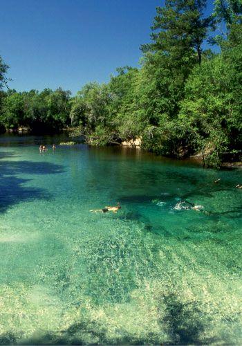 White Springs, Florida   PHOTOGRAPH BY ALAN CRESSLER