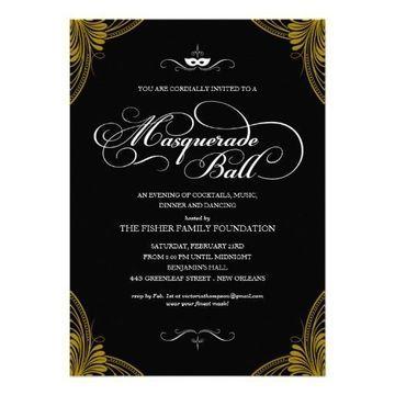 Unas Invitaciones Formales Para Eventos Con Mucho Sentido