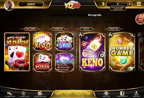 Yo88 Một Trong Những Game Bai đổi Thưởng đang Hot Hiện Nay Trong 2020 Game Poker Chơi Bai