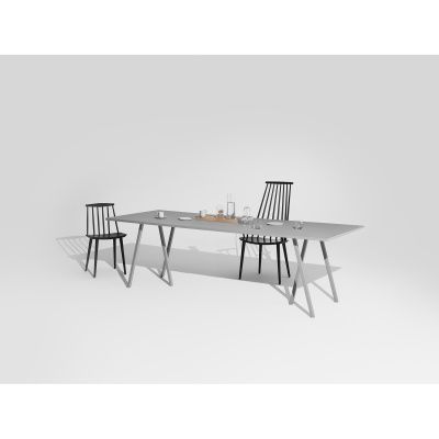 Loop Stand Bord 250 Cm Gra Dining Table Table Home