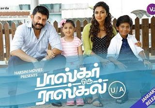 Bhaskar Oru Rascal 2018 Hd 720p Tamil Movie Watch Online