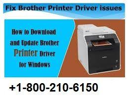 Brother printer helpline phone number +1-800-210-6150 experts always
