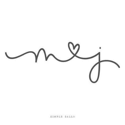 Simple Sally »Handbeschriftete Designs für Logos und Tätowierungen #designs #handbeschriftete #logos #sally #Simple #tatowierungen