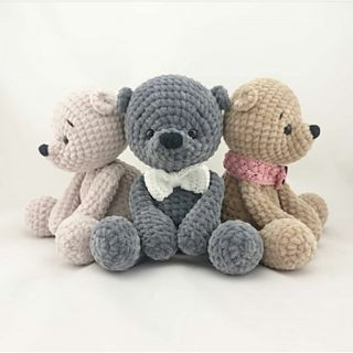 Ravelry: Teddy Micha pattern by leamigurumi Lena Seibel