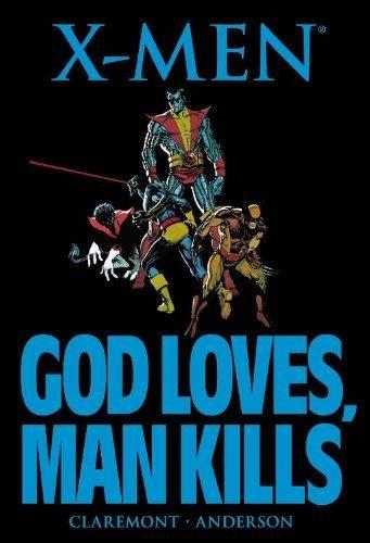 X-Men: God Loves, Man Kills - Default
