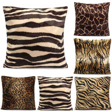 Home Throw Cushions Pillowcase Pattern Throw Pillows