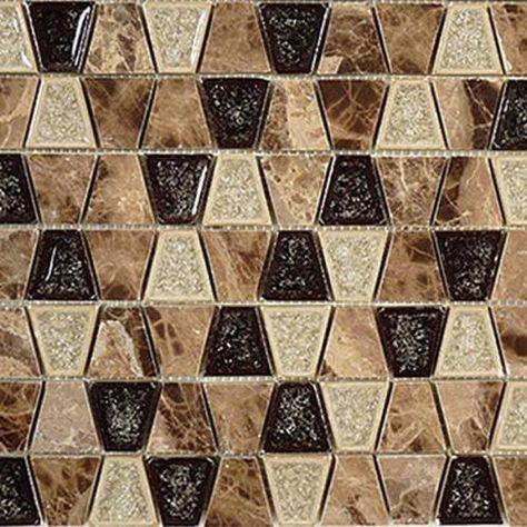 Tranquil Trapezoid Ts 936 Mosaic