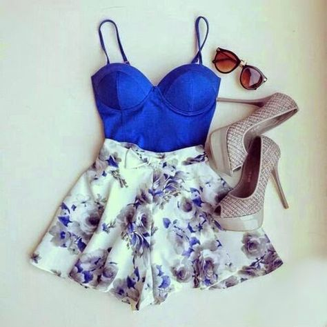 Everyday New Fashion: Cute Summer Outfits Teen fashion Cute Dress! Clothes Casual Outift for • teenes • movies • girls • women •. summer • fall • spring • winter • outfit ideas • dates • school • parties mint cute sexy ethnic skirt