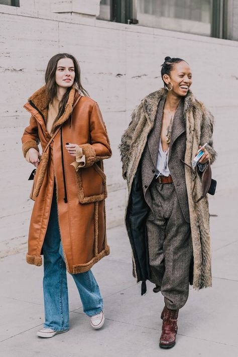 Winter Street Style Outfits To Keep You Stylish and Warm