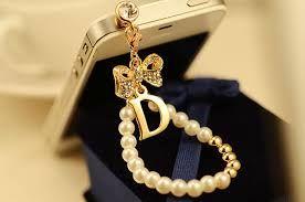 نتيجة بحث الصور عن رمزيات حرف D Pearl White Wholesale Pearls Pearls