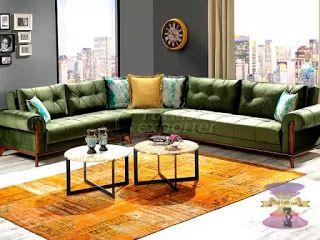 أنتريهات مودرن أحدث موديلات انتريه صالون تركي 2021 In 2021 Furniture Home Decor Sectional Couch