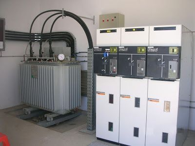Exemple Note De Calcul Simple Mt Bt Moyen Tension En Pdf Schema De Cablage Electrique Installation Electrique Maison Domotique Maison