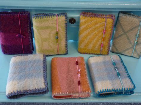 Gemaakt van wollen dekens  www.viejalee.nl