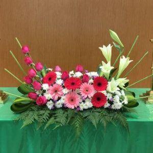 Flower Arrangements For Church Flowersandflowerthings Fresh Flowers Arrangements Church Flower Arrangements Flower Arrangements