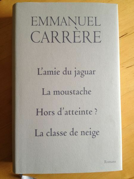 L Amie Du Jaguar La Moustache Hors D Atteinte La Classe De Neige E Carrere V 2020 G