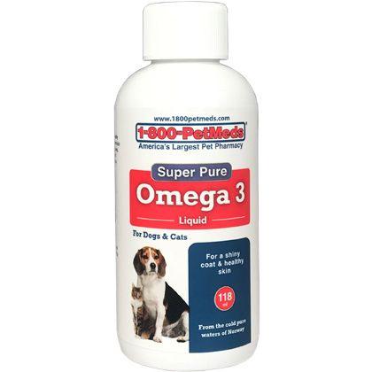 Super Pure Omega 3 Liquid Super Pure Pure Products Online Pet Supplies