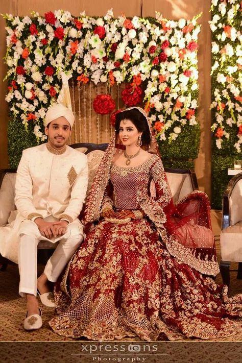 100 Pakistani Bridal Dresses 2018 for Wedding Parties