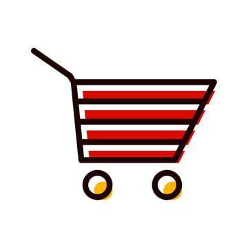 Modelo De Carro De Compras Con Estilo Imagenes Predisenadas De Carro De Compras Iconos De Carro Shopping Icons Png Y Vector Para Descargar Gratis Pngtree Carros De Compras Compras Modelos