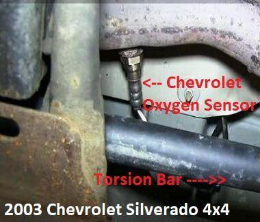 This Chevrolet Oxygen Sensor Fails In High Numbers Chevrolet Sensor Oxygen