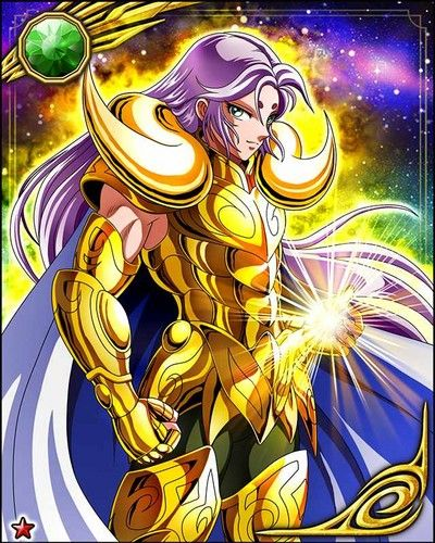 Image result for mu saint seiya
