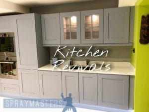 Spraying Kitchen Cabinets Nottingham Painting Kitchen Cabinets Spray Kitchen Cabinets Kitchen Cabinets