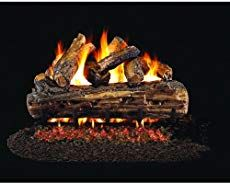 25 Fireplace Decorating Ideas With Gas Logs Electric Logs And Glass Rocks Gas Fireplace Logs Gas Logs Ventless Gas Logs