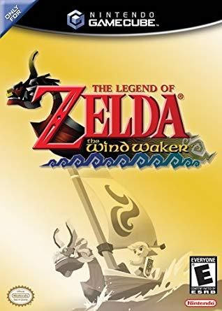 Legend Of Zelda The Wind Waker Gamecube Complete With Special