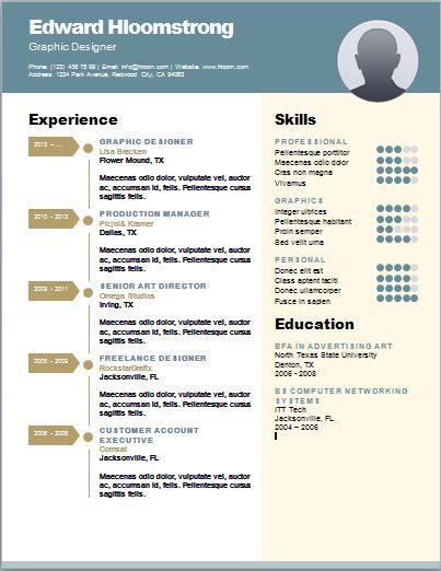 سير ذاتية احترافية 2014 جاهزة للتحميل Cv Template Free Creative Resume Templates Resume Templates