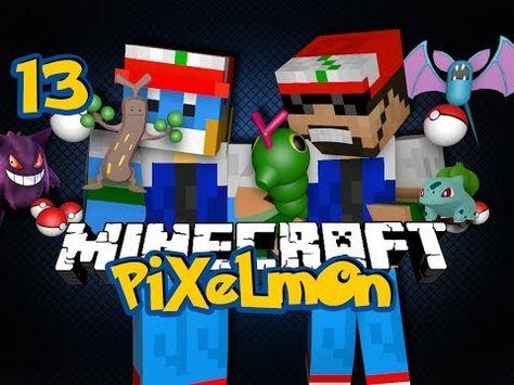 Minecraft Pixelmon 13 - MY FIRST LEGENDARY (Pokémon in