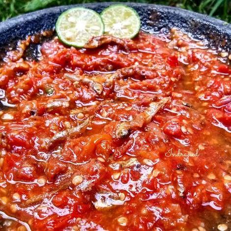 Resep Sambal Bawang Teri Oleh Indrajied Resep Resep Masakan Resep Masakan Asia Resep Makanan