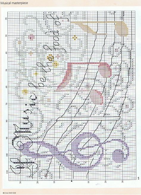 Gallery.ru / Фото #33 - Cross Stitch Gold 82 - tymannost