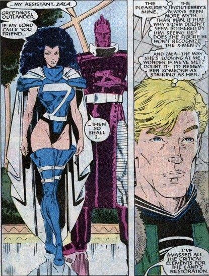 Zaladane The High Evolutionary And Alexander Summers Uncanny X Men Vol 1 12 Marvel Women X Men Marvel