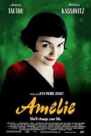 Amelie Full 720p Turkce Dublaj Izle Vipfilmlerizleme Com Romance Movies Audrey Tautou Amelie