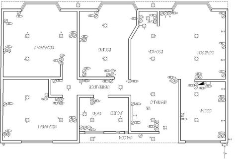 Realización De Un Plano Eléctrico Arqzon Plano Eléctrico Diagrama De Instalacion Electrica Diagrama De Circuito Eléctrico