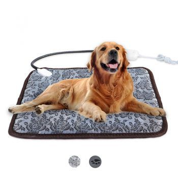 Buy Power Off Protection Warm Mat Bed Heating Pad Online For Dog Cat Online Cat Blanket Pet Heating Pad Pets