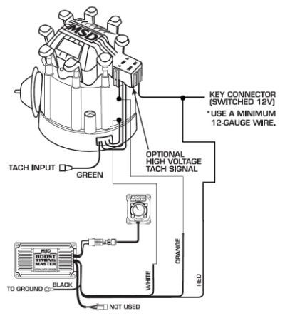Chevy Hei Coil Wiring Diagram Automotive Care Wire Automotive Illustration