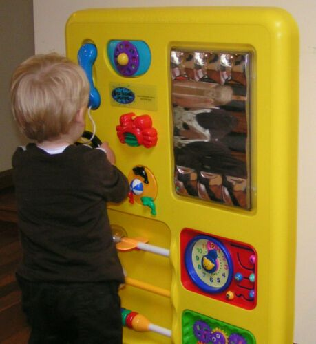 Details About Play Pen Wall Panel Waiting Room Activity Center Dentist Office Special Needs Wall Paneling Activity Centers Playpen