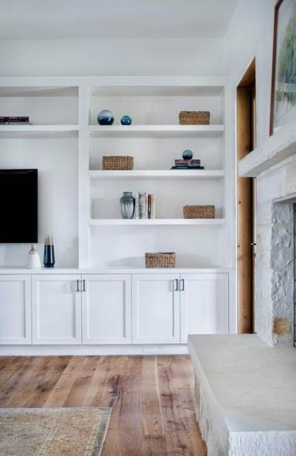 Wall Decoration For Living Room With Tv Built Ins 52 Super Ideas