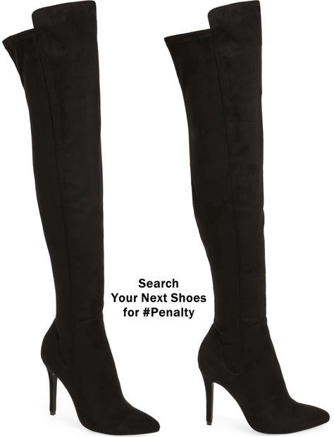 Knee High Boots and Over The Knee Boots