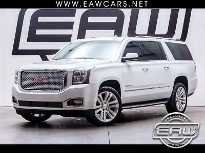 Ebay Advertisement 2017 Gmc Yukon Denali 2017 Gmc Yukon Xl Denali