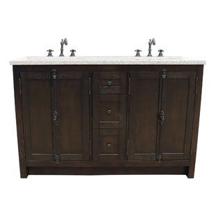 Evelyn 49 Single Bathroom Vanity Set Blue Bathroom Interior