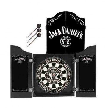 Official Licensed Jack Daniels Dartboard And Cabinet Set Darts Dart Jack Daniels Dartboard Dart Board Jack Daniels
