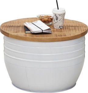 Couchtisch Mit Stauraum In Weiss Online Kaufen Couchtisch Stauraum Couchtisch Mangoholz