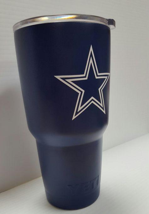 Dallas Cowboys Yeti 30oz Rambler Dallas Cowboys Yeti Dallas