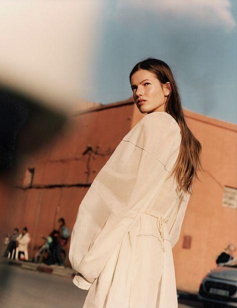Roos van Elk by Ben Weller for Vogue Netherlands March 2018