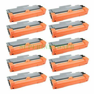 10PK TN660 Toner Cartridge BLK For Brother HL-L2360DN L2365DW L2380DW DCP-L2500D