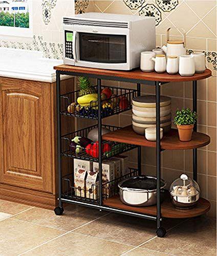 Kaler Multi Functional Kitchen Baker S Rack Utility Microwave Oven